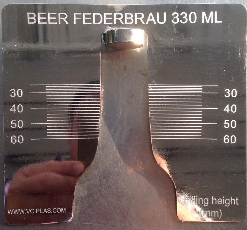BEER FEDERBRAU 330 ML
