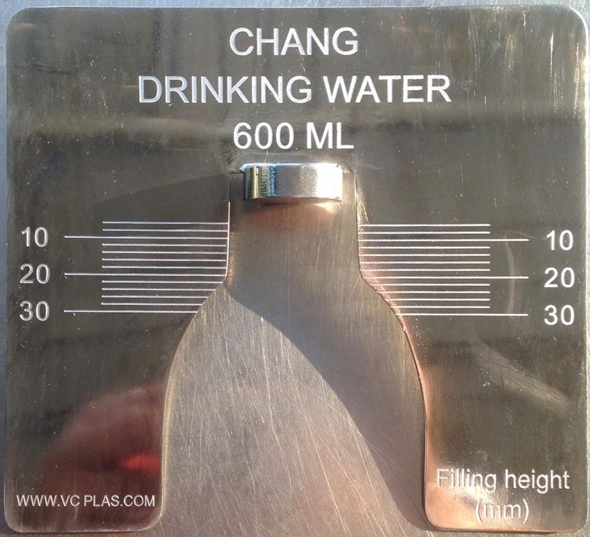 CHANG DRINKING WATER 600 ML